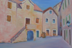Blue Doors, Stari Grad