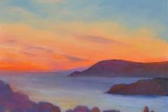 Sunset, Stari Grad Bay