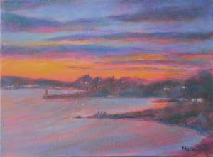 Notturno: Kaštela Sunset