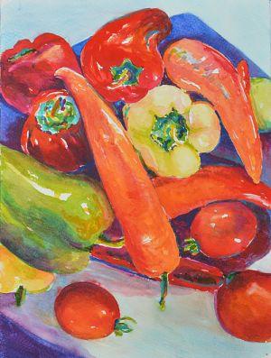Fiesta Peppers 1